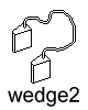 Wedge 2 Drawing