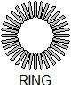Ring                         Spring Drawing